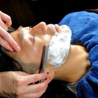 顔剃り、シェービング